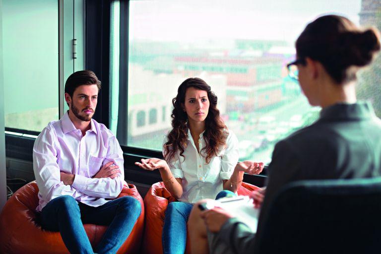 Στον ψυχολόγο με τον σύντροφο | vita.gr