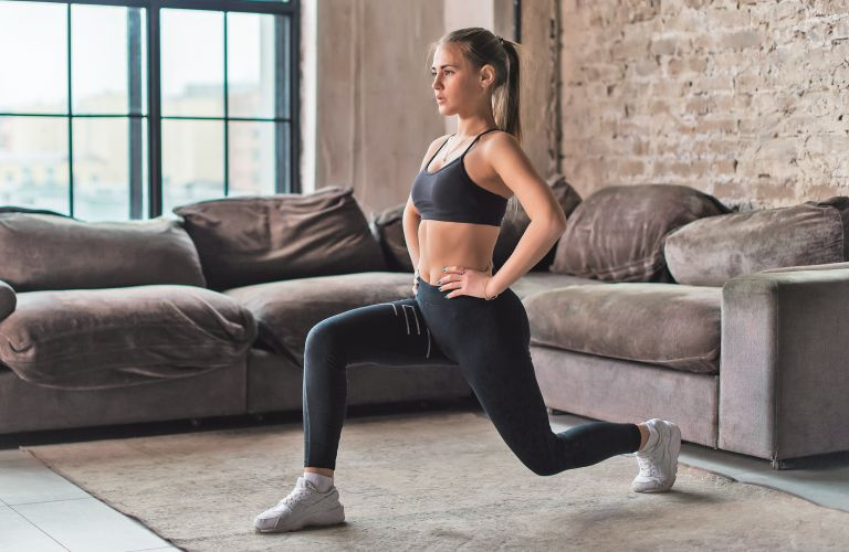 Γυμναστική για καλλίγραμμα πόδια | vita.gr