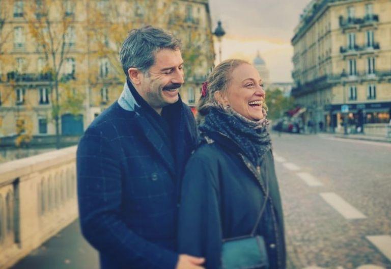 Γάμος για τον Αλέξανδρο Μπουρδούμη και την Λένα Δροσάκη | vita.gr
