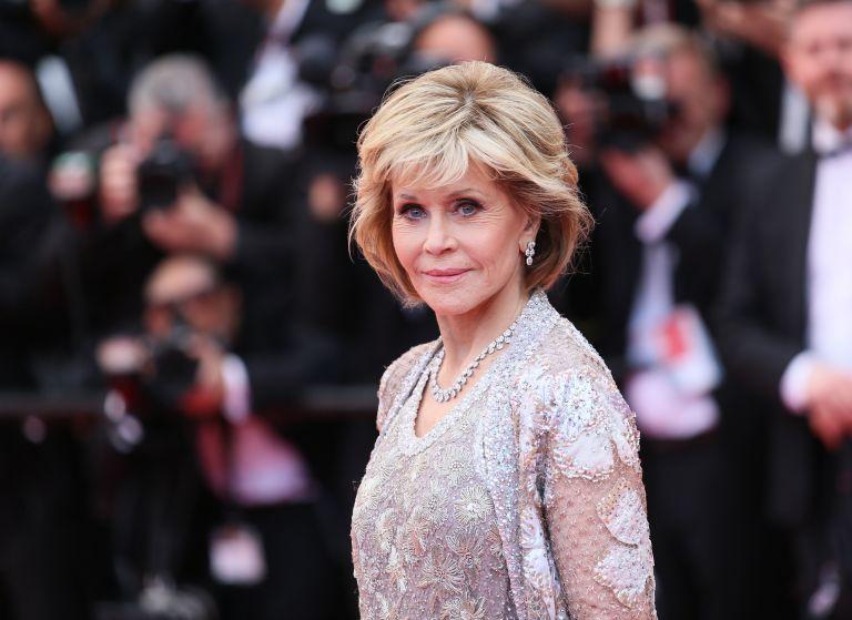 Τζέιν Φόντα: Εντυπωσιάζει ως μοντέλο στα 82 της | vita.gr