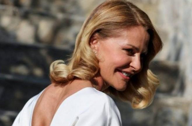 Τζένη Μπαλατσινού: «Φύλακας άγγελος» στο πλευρό της κόρης της | vita.gr