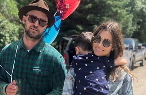 Τζάστιν Τίμπερλεϊκ και Τζέσικα Μπίελ έγιναν γονείς για δεύτερη φορά | vita.gr