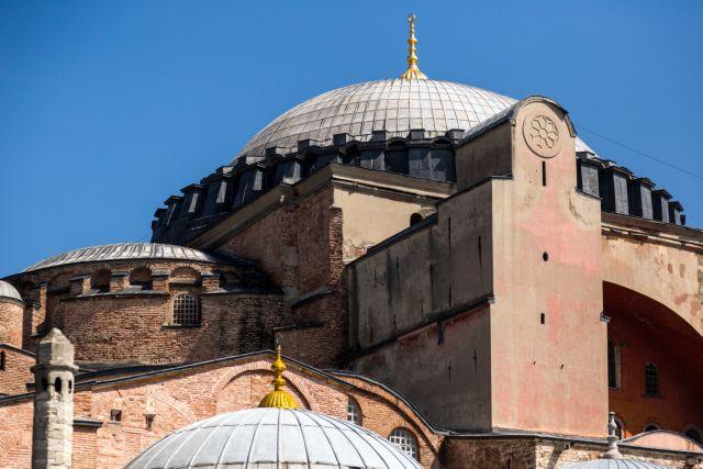 Αγία Σοφία: Η συγκλονιστική ιστορία του μνημείου   vita.gr