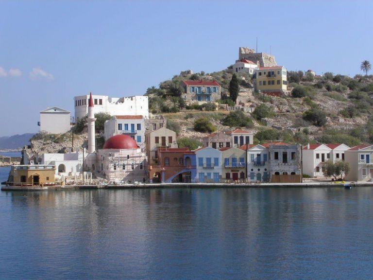 Άλκηστις Πρωτοψάλτη: «Καστελόριζο, το διαμάντι της Ελλάδας» | vita.gr