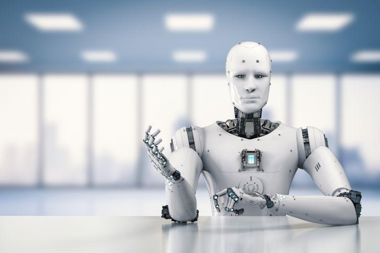 Υπάλληλος – ρομπότ σε δημόσια υπηρεσία στην Ρωσία | vita.gr