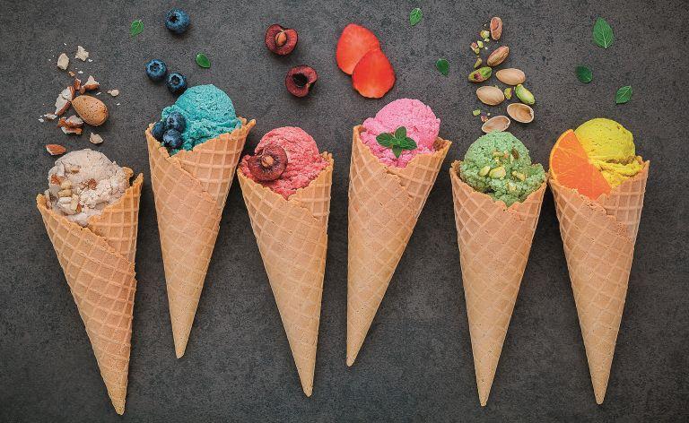 Έτσι θα κάνετε πιο υγιεινό το σπιτικό παγωτό   vita.gr