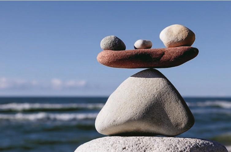 Ισορροπία: Πρέπει να την ξαναβρούμε | vita.gr