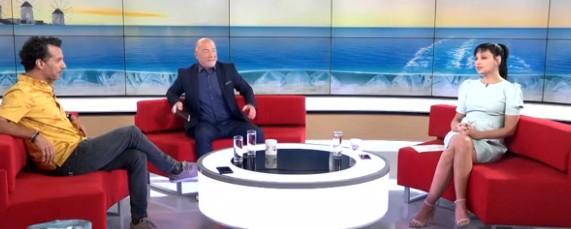 Γιώργος Χρανιώτης στον «Μini Καύσωνα»: Τι δήλωσε για την πατρότητα | vita.gr