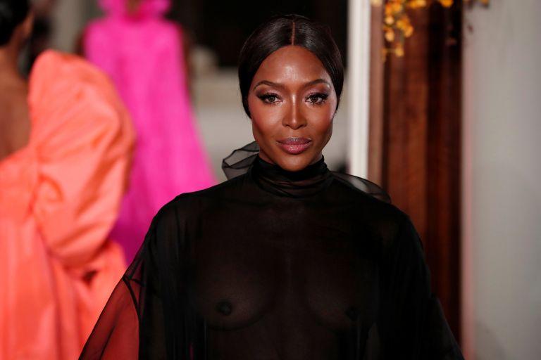 Η Ναόμι Κάμπελ θέλει να αλλάξει τη βιομηχανία της μόδας | vita.gr