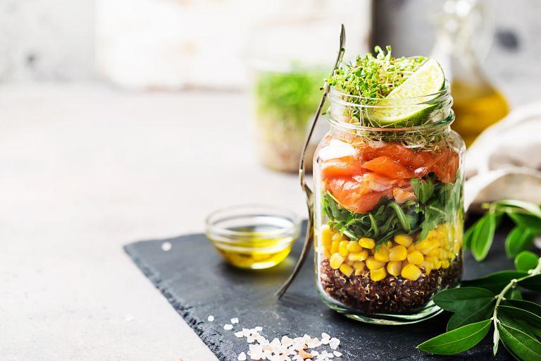 Σαλάτα… σε βάζο: H νέα διατροφική τάση που μας κάνει καλό | vita.gr