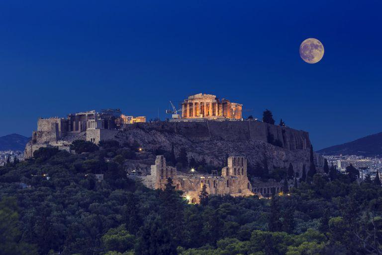 Πανσέληνος Αυγούστου: Όλες οι δωρεάν εκδηλώσεις για να την απολαύσουμε απόψε | vita.gr