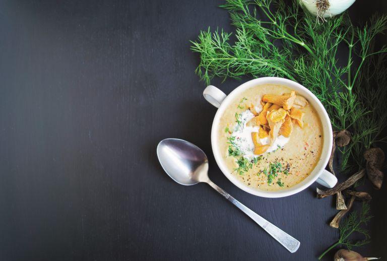 Σούπα μανιταριών | vita.gr