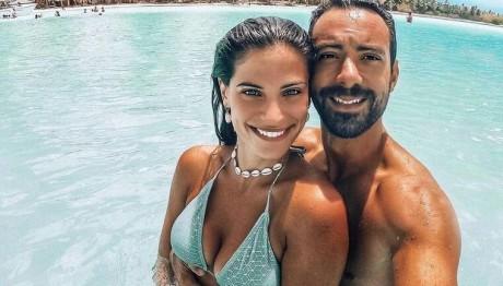 Χριστίνα Μπόμπα – Σάκης Τανιμανίδης: Δύο χρόνια γάμου | vita.gr