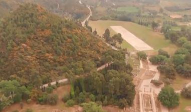 Αρχαία Ολυμπία: Ξεκίνησε η αποκατάσταση του μουσείου σύγχρονων Ολυμπιακών Αγώνων | vita.gr