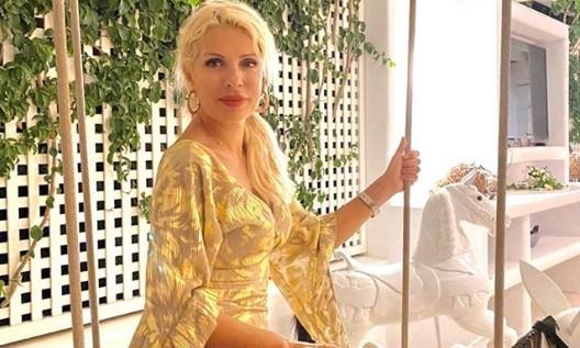 Η Ελένη Μενεγάκη μεταμορφώθηκε σε Σαρλίζ Θερόν   vita.gr