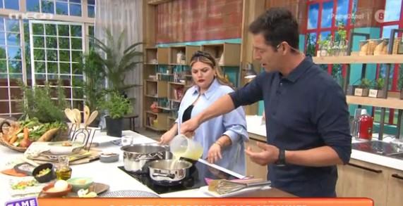 «Πάμε Δανάη!» : Σούπα μανιταριών από τον Απόστολο Ρουβά | vita.gr