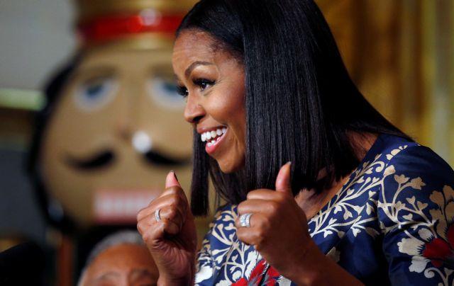Μισέλ Ομπάμα : «Ο Τραμπ είναι ρατσιστής και διασπείρει τον φόβο» | vita.gr