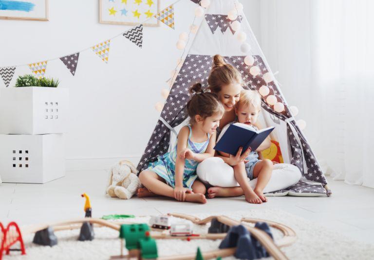 Mεγαλώνουμε παιδιά που αγαπούν το διάβασμα | vita.gr
