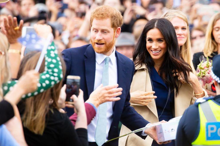 Χάρι και Μέγκαν : Η υπέροχη φωτογράφιση μετά την αποχώρησή τους από το βασιλικό παλάτι | vita.gr