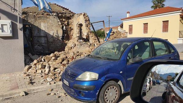 Σεισμός στην Σάμο: Δυο παιδιά νεκρά – Καταπλακώθηκαν από κατάρρευση τοίχου | vita.gr
