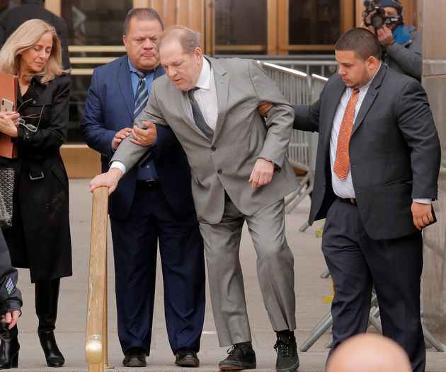 Απορρίφθηκε το αίτημα αποφυλάκισης του Χάρβεϊ Γουαϊνστάιν | vita.gr