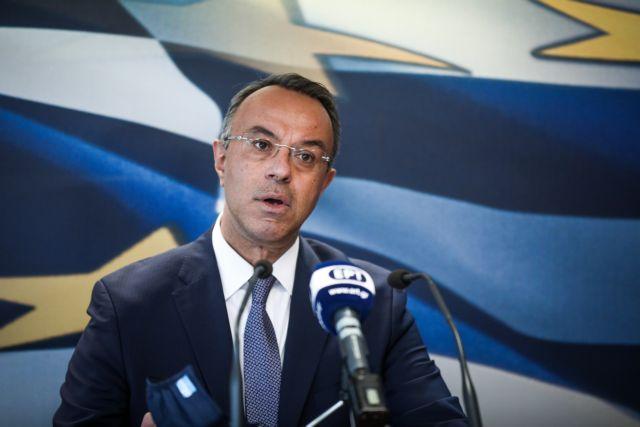 Σταϊκούρας: Live τα οικονομικά μέτρα στήριξης για το lockdown | vita.gr