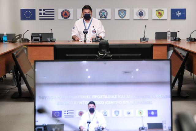 Lockdown: Live οι διευκρινίσεις από τον Νίκο Χαρδαλιά   vita.gr