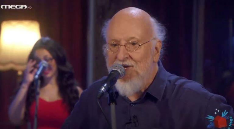 «ΣΠΙΤΙ ΜΕ ΤΟMEGA» με τον Διονύση Σαββόπουλο – Δείτε πρώτοι μουσικό απόσπασμα από την εκπομπή   vita.gr