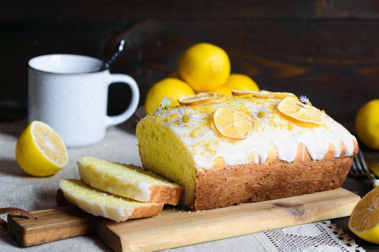 Κέικ λεμονιού με γλάσο | vita.gr