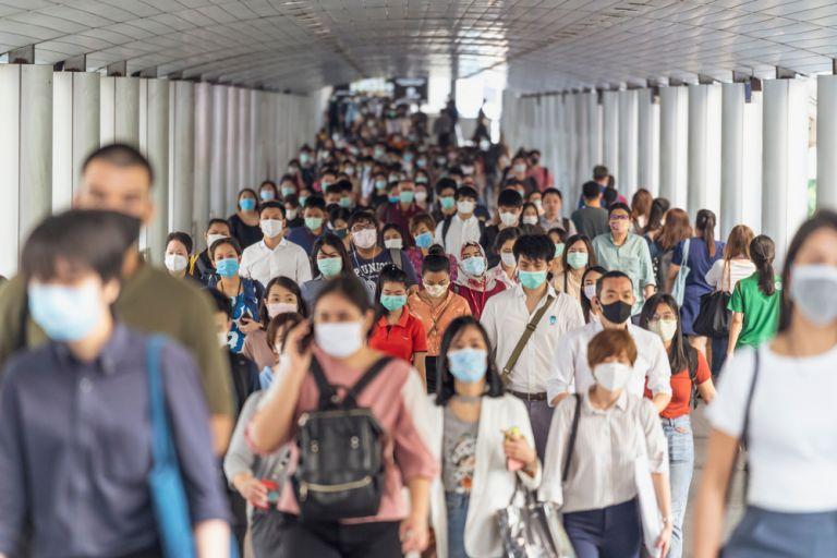 Κοροναϊός : Η υπερμετάδοση ως «καύσιμο» της πανδημίας | vita.gr