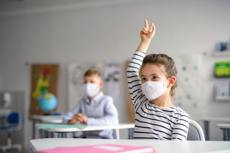Σχολεία: Διάλειμμα μάσκας προβλέπει το υπουργείο Παιδείας | vita.gr