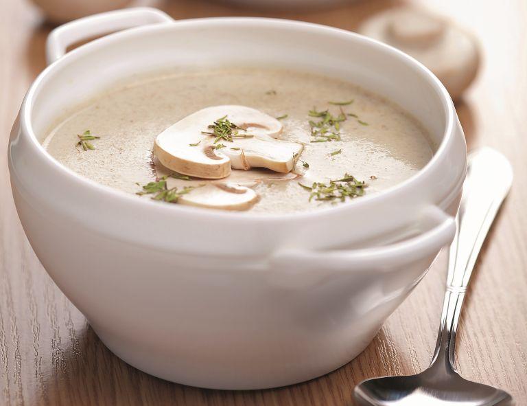 Σούπα βελουτέ με μανιτάρια | vita.gr
