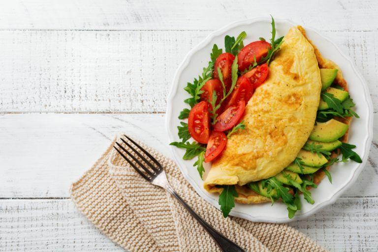 Θρεπτικό πρωινό: Ομελέτα με βρώμη | vita.gr