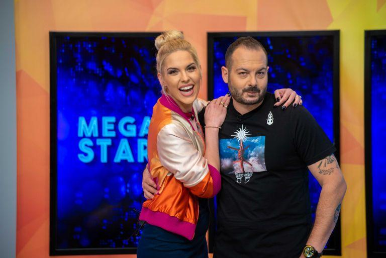 «MEGA STAR» με τη Μαντώ Γαστεράτου και τον Αντώνη Δημητριάδη – Σάββατο και Κυριακή στις 17:40 στο MEGA | vita.gr
