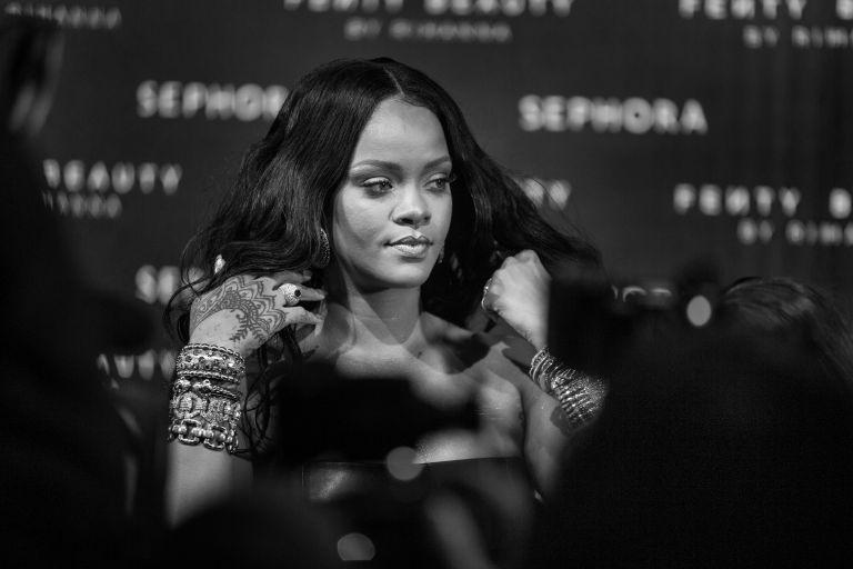 Καθημερινό μακιγιάζ από την Rihanna | vita.gr