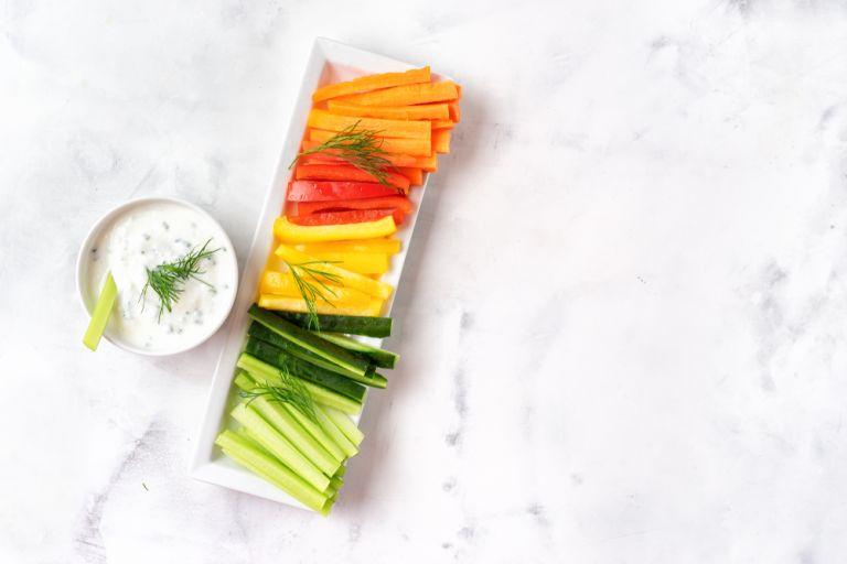 Υγιεινά σνακ για βραδινό τσιμπολόγημα | vita.gr