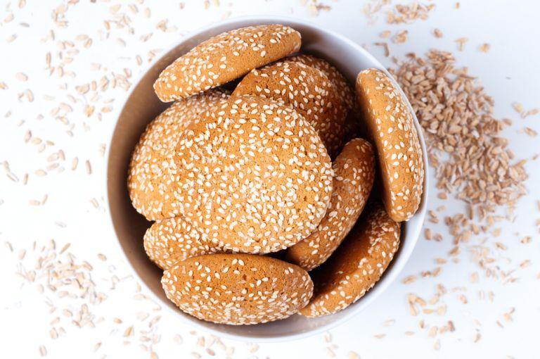 Μπισκότα με ταχίνι και μέλι | vita.gr