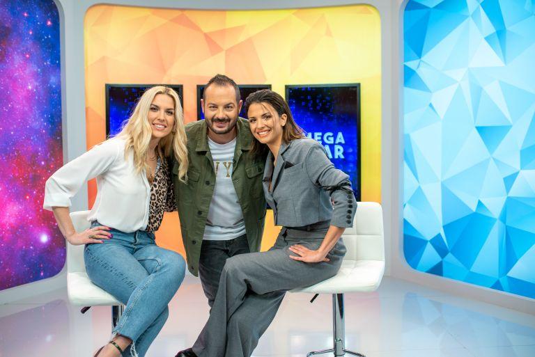 «MEGA STAR» : Η Μαντώ και ο Αντώνης υποδέχονται την Κατερίνα Λιόλιου | vita.gr