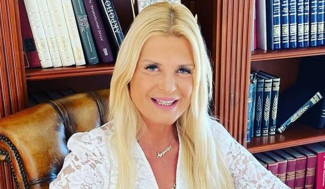Μαρίνα Πατούλη: Τι αποκάλυψε για την κατάσταση της υγείας της | vita.gr