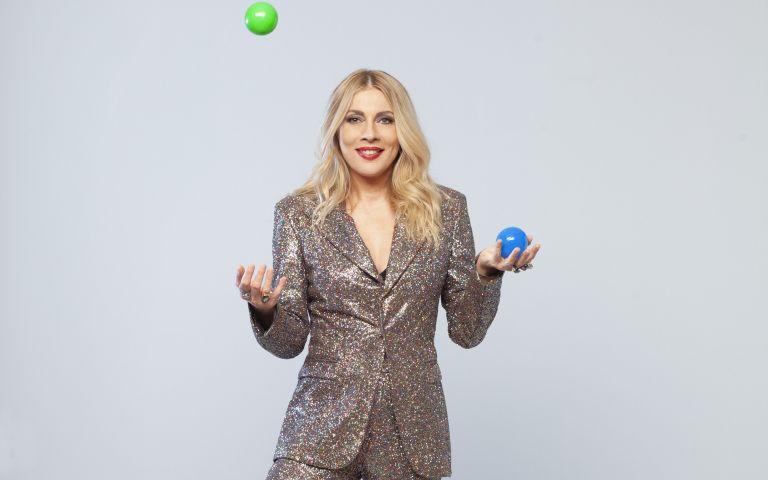 «CelebrityGameNight» με τηΣμαράγδα Καρύδη στοMEGA | vita.gr