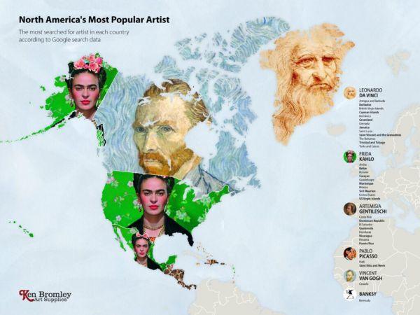 Google: Οι πιο δημοφιλείς καλλιτέχνες του 2020 | vita.gr