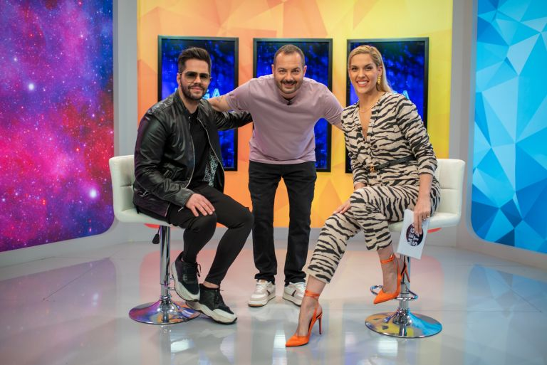 «MEGA STAR»: Σάββατο 20 Μαρτίου στις 16:00 στο MEGA – Καλεσμένος ο Γιώργος Τσαλίκης | vita.gr