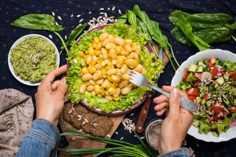 Νηστίσιμες τροφές για να κρατήσουμε το βάρος μας σταθερό   vita.gr
