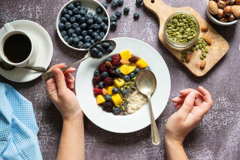 Φυτικές ίνες για καλύτερη διάθεση | vita.gr