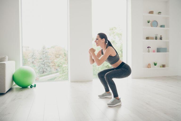 Γυμνάστε το κάτω μέρος του σώματός σας σε δέκα λεπτά | vita.gr