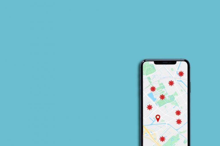 Κοροναϊός: Απίστευτη εφαρμογή σάς δείχνει τα κρούσματα στη γειτονιά σας   vita.gr