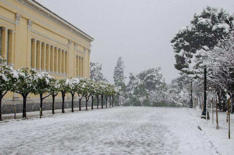 Καιρός: Τσουχτερό κρύο – Χιόνια και στην Αττική ανήμερα της 25ης Μαρτίου   vita.gr