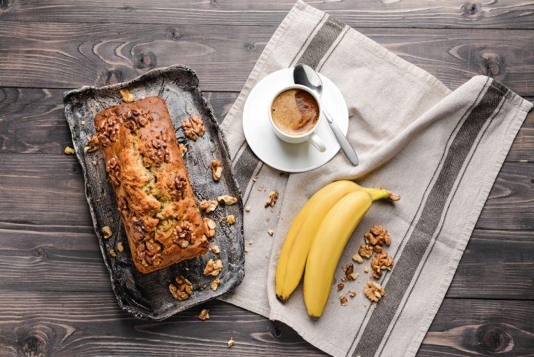Γλυκό με μπανάνα, σοκολάτα και ψωμί   vita.gr
