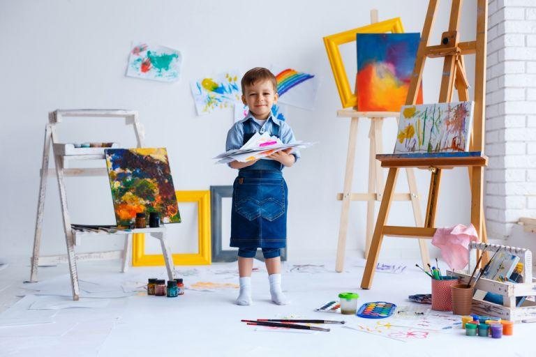 Πώς θα ενθαρρύνουμε τα παιδιά μας να εκφραστούν; | vita.gr
