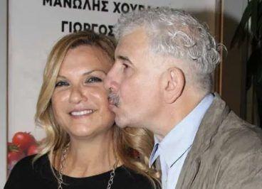Φιλιππίδης: Οι αναρτήσεις «φωτιά» της συζύγου του | vita.gr